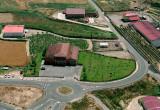 Vista aerea de la bodega
