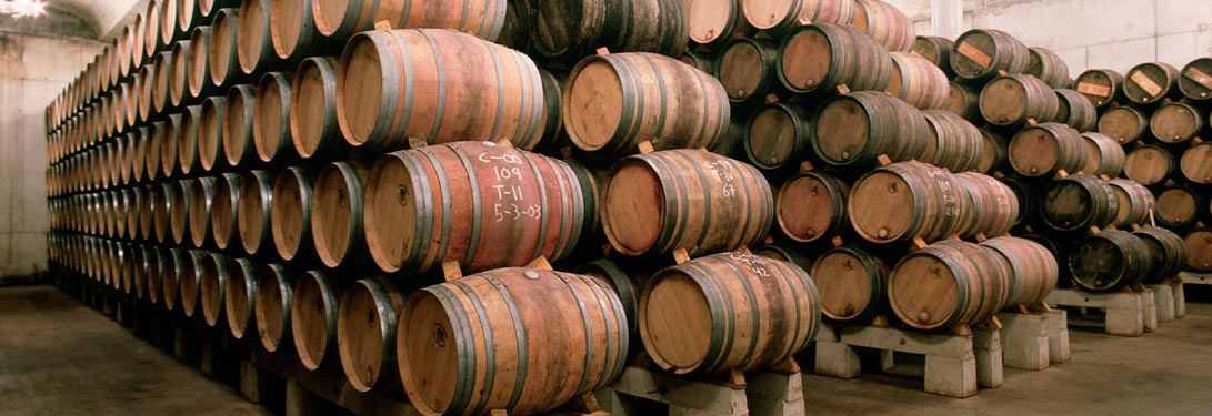Aging and traditional racking