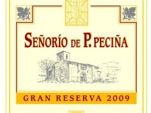 Etiqueta Gran Reserva 2009